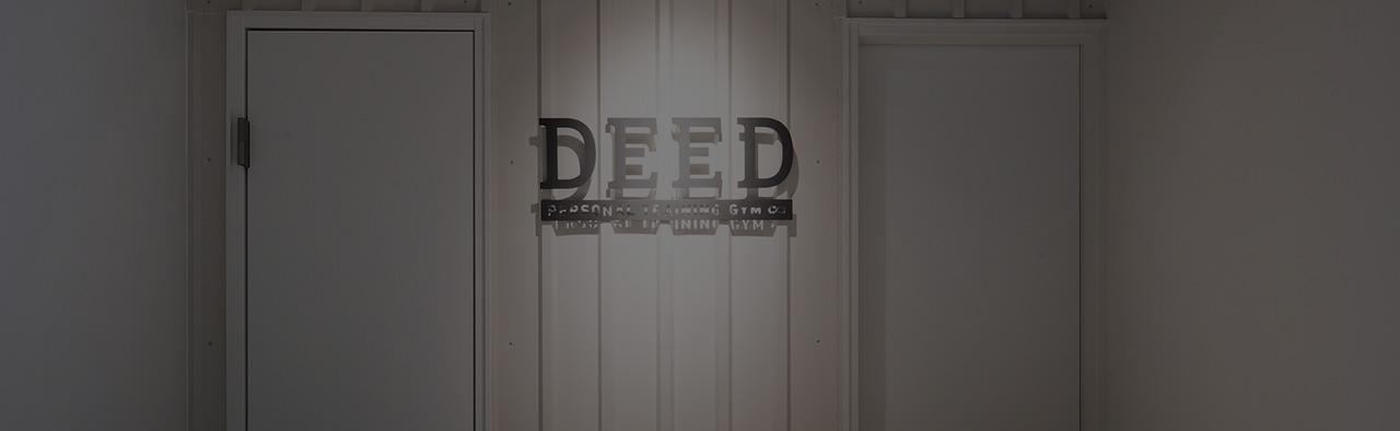 DEEDパーソナルトレーニングジム池袋・目白店